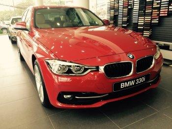 Gần 900 xe BMW Series 3 bị triệu hồi tại Việt Nam