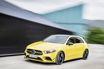 Hatchback hạng sang Mercedes-AMG A35 2020 giá hơn 67.000 USD