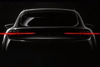 Ford sắp trình làng crossover điện lấy cảm hứng từ Mustang