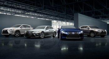Lexus được lòng khách hàng Mỹ nhất