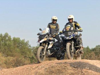 BMW Motorrad tuyển chọn biker Việt Nam đấu giải môtô adventure toàn cầu