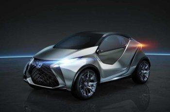 """Lexus chuẩn bị """"vén màn"""" mẫu xe điện đầu tiên"""