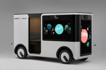 Sony bắt tay Yamaha phát triển xe tự lái