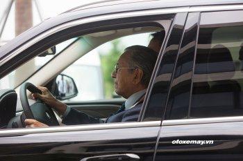 Thủ tướng Malaysia trực tiếp cầm lái chiếc SUV VinFast LUX SA2.0