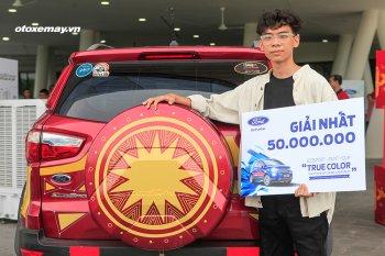 Gặp gỡ chàng sinh viên trẻ tự tay tái hiện các giá trị truyền thống trên mẫu xe hiện đại
