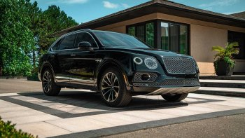 Bentley Bentayga phiên bản chống đạn có giá 500.000 USD