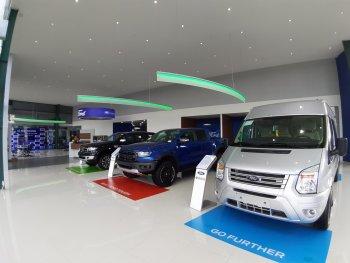Ford Việt Nam khai trương đại lý thứ 39 trên toàn quốc