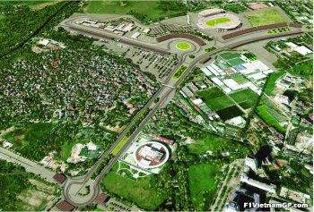 F1 tại Việt Nam sẽ diễn ra vào đầu tháng 4/2020 ?