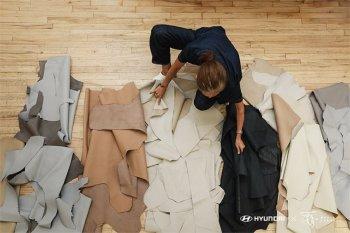 Hyundai ra mắt bộ sưu tập thời trang làm từ phế liệu