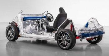 Toyota phát triển nền tảng mới cho xe cỡ nhỏ