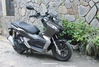 Cận cảnh phiên bản Honda ADV 150 2019 trang bị phanh CBS tại Sài Gòn