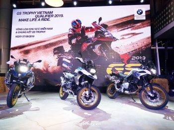 BMW Motorrad trình làng 03 mẫu xe địa hình mới tại Việt Nam