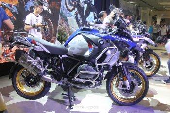 Chi tiết môtô địa hình BMW Motorrad R1250GSA 2019 ra mắt tại Sài Gòn