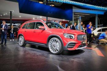 Frankfurt Motor Show 2019: SUV cỡ nhỏ Mercedes-AMG GLB 35 sắp về Việt Nam được trang bị những gì