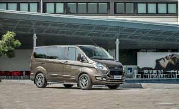 MPV 7 chỗ cỡ lớn Ford Tourneo có giá cao nhất 1,069 tỷ đồng