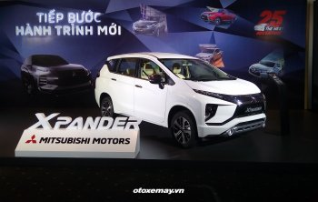 Mitsubishi Xpander sẽ được lắp ráp tại Việt Nam năm 2020