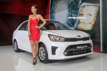 Kia Soluto MT giá 399 triệu đồng được trang bị những gì?