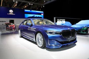 Frankfurt Motor Show 2019: Bất ngờ diện kiến sedan siêu sang Alpina B7 2020