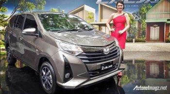 Xe MPV giá rẻ Toyota Calya 2019 ra mắt