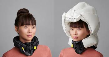 """Mũ bảo hiểm """"an toàn nhất thế giới"""" cho người đi xe đạp"""