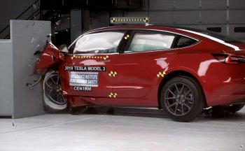 Tesla Model 3 đạt chuẩn an toàn cao nhất từ IIHS