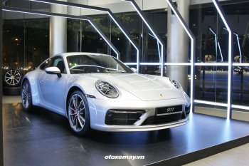 Porsche 911 Carrera S 2020 giá gần 9,6 tỷ đồng được trang bị những gì ?