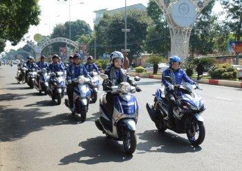 Công nghệ Blue Core giúp xe Yamaha tiết kiệm xăng như thế nào ?