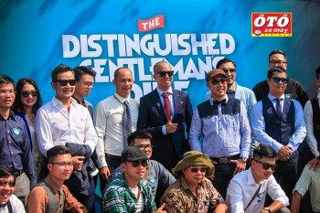 Hàng trăm quý ông lịch lãm xuống đường cùng DGR 2019 tại Hà Nội