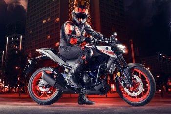 Yamaha MT-03 2020 ra mắt với diện mạo mới đầy ấn tượng