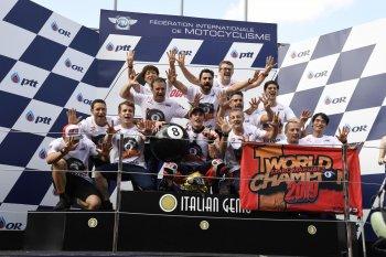 Chặng 15 MotoGP 2019: Marquez có chức vô địch thế giới trước 4 vòng đua