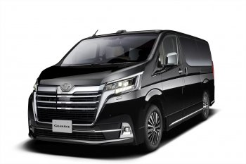 Các thông số hấp dẫn trên mẫu MPV Toyota GranAce 2020