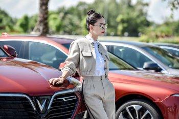 """""""Đả nữ"""" Ngô Thanh Vân trở thành Đại sứ thương hiệu của VinFast"""