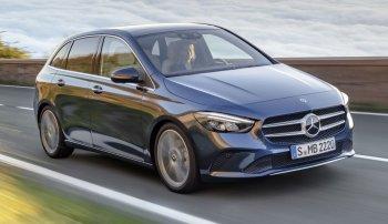 Ra mắt MPV Mercedes-Benz B200 Progressive Line giá 1,3 tỷ đồng tại Malaysia