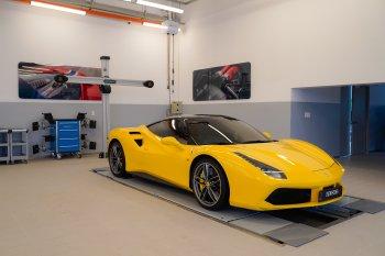 Ferrari đưa vào hoạt động trung tâm dịch vụ bảo dưỡng chính hãng tại VN