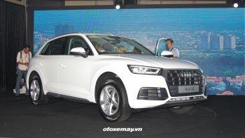 Hơn 560 xe Audi Q5 bị triệu hồi tại Việt Nam vì lỗi chắn bùn