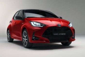 Toyota Yaris 2020 ra mắt với nền tảng mới