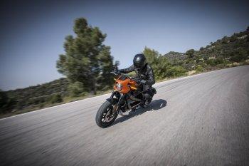 Môtô điện Harley-Davidson LiveWire mắc lỗi hệ thống sạc