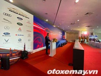 Triển lãm Ôtô Việt Nam 2019 chính thức khai mạc