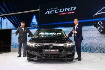 VMS 2019: Honda Accord thế hệ thứ 10 – điểm sáng của gian trưng bày Honda Việt Nam