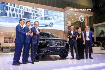 VMS 2019: Gian trưng bày đậm chất Bắc Âu với điểm nhấn Volvo XC90 2020