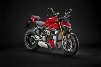"""""""Chiến binh đường phố"""" Ducati Streetfighter V4& V4S2020 chính thức ra mắt"""