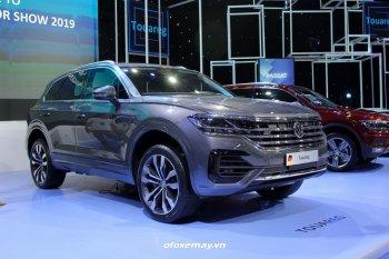 VMS 2019: Cận cảnh Volkswagen Touareg 2020 giá 3,888 tỷ đồng tại VN