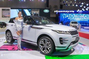 VMS 2019: Jaguar Land Rover giới thiệu nhà phân phối, Evoque hoàn toàn mới tại VN
