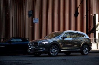Mazda CX-8 2020 nâng cấp, thêm phiên bản đặc biệt