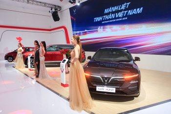 VMS 2019: VinFast mang gì tới triển lãm chuyên ngành ô tô lớn nhất VN ?