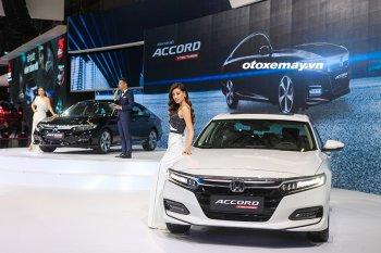 Với giá bán 1,319 tỷ đồng, Honda Accord hoàn toàn mới được trang bị những gì ?