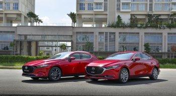 Mazda3 sedan có giá cao nhất 919 triệu đồng, Mazda3 hatchback có giá cao nhất 939 triệu đồng