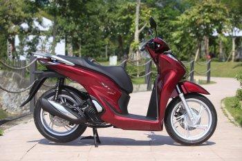 Honda SH hoàn toàn mới chính thức ra mắt, giá từ 70,99 triệu đồng