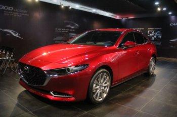 Thaco tổ chức chương trình lái thử bộ đôi Mazda3 2020