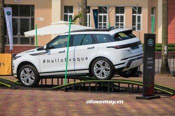 Range Rover Evoque thế hệ mới có giá cao nhất 3,97 tỷ đồng tại VN
